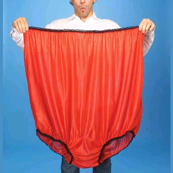 God! Well Big granny panties idea has